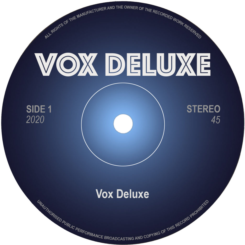 Vox Deluxe - Vox Player Record